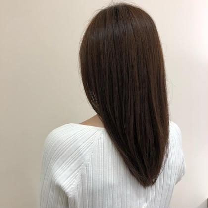💄【ミニモ限定】カット+縮毛矯正