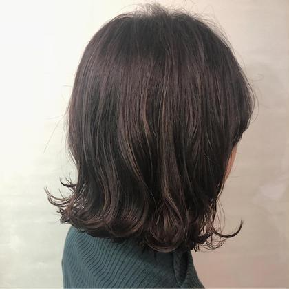🤷🏻さよなら白髪🤷🏻暗くなりすぎないカラーでしっかり染めましょう🙋🏻🌈