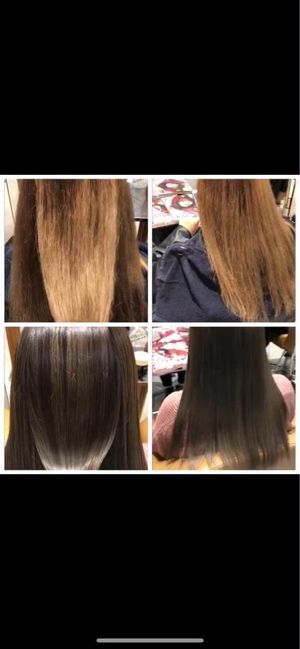 ‼️話題奮闘‼️髪質改善ケア、3回やる事によって、健康な髪の毛が蘇ります。