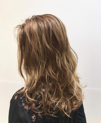 💍✨お出かけ前の巻き髪✨💍