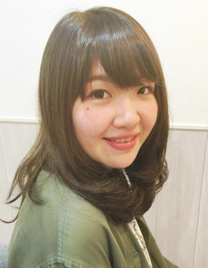 イルミナカラーオーシャン CLASS   lino所属・長坂沙知のスタイル