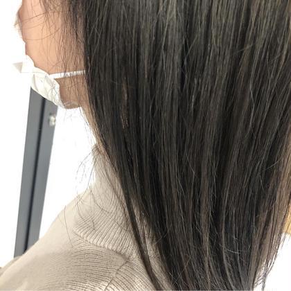 ☘ケアブリーチ付☘ナチュラル3Dハイライト+艶カラー+髪質改善3STEPトリートメント⭐️