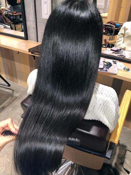 【贅沢ケア】✨最高級髪質改善&ネオリシオ縮毛矯正✨