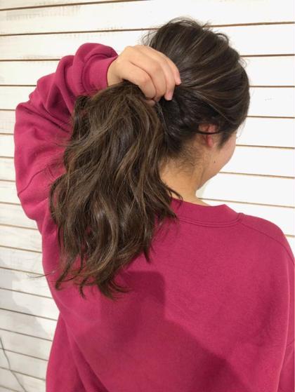 🍓学生限定!巻き髪🍓(要望により前髪カット付き¥800)