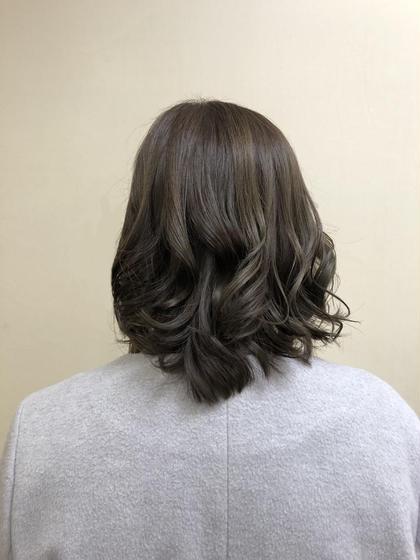 フェアレディ 仙川店所属・新海聖裕のスタイル