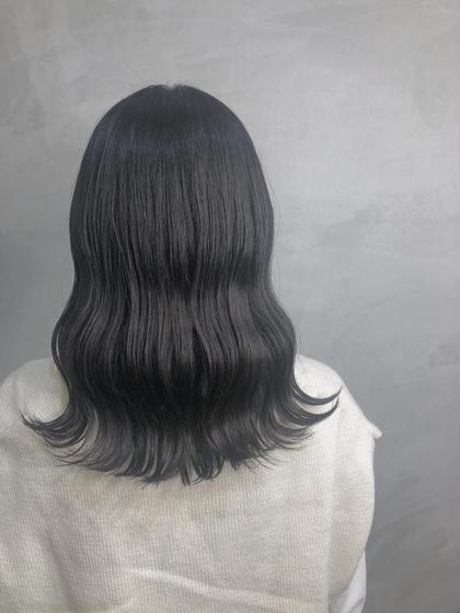 先着2名様🍎うる艶髪に🍎カット+イルミナ・アディクシーカラー+TOKIOトリートメント(超音波アイロン)