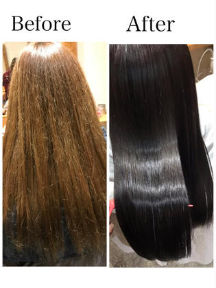 ❣️ツヤ髪コース❣️ハホニコトリートメント+頭皮クレンジングヘッドスパ