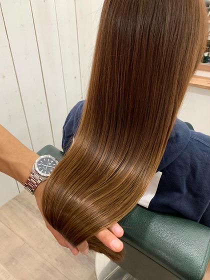 髪質改善 縮毛矯正