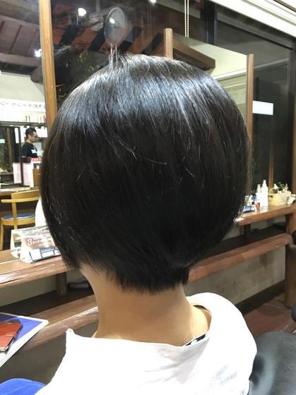 CLAP HAIR LAND MARK所属・富田みやこのスタイル