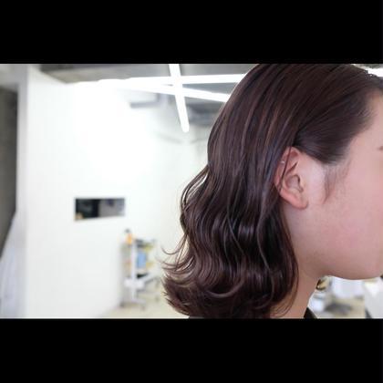 骨格矯正カット&艶カラー&キューティクルcareトリートメント