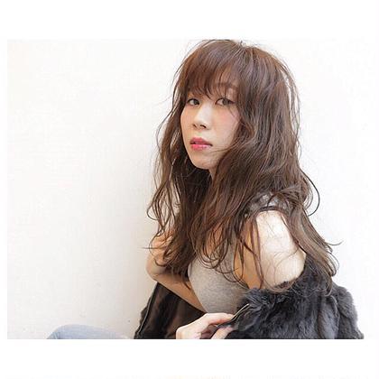salon AKIRA所属・市川千夏のスタイル