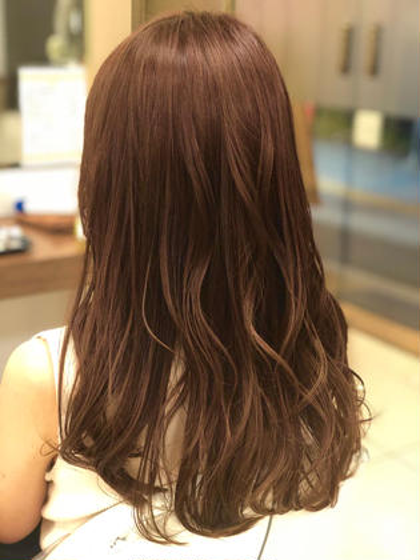 【⭐️大好評⭐️】うるつやカラー+毛髪補修トリートメント付き。雰囲気を変えたい方におすすめ❣️