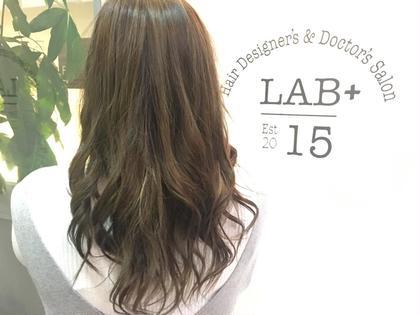 カラー ロング ハイライト♡ アレンジしたときかわいい 動きが出ていい感じの髪型に(*´꒳`*)