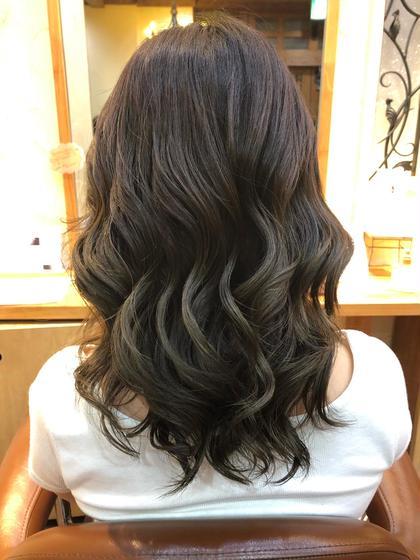 ミニモ限定🌟パサパサの髪もトリートメントでサラサラに➕冬カラー❄️