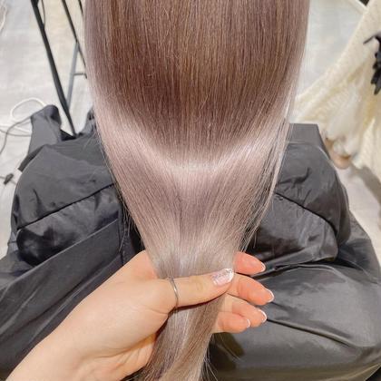 【🧴🐮再来の方限定🐮🧴】髪質改善グロスアップトリートメント💎✨ 無料コテ巻き付き❕🎀