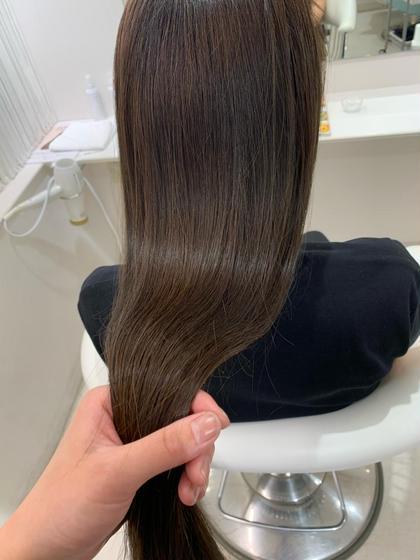 髪質改善👩🏼『美髪トリートメント』👩🏼💓+『カット』
