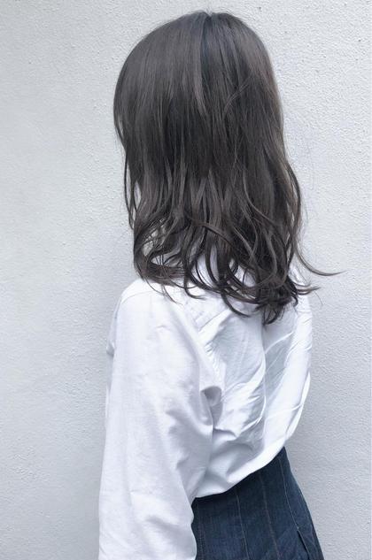 【2〜4回目】カット &イルミナカラー&aujua sh&tr