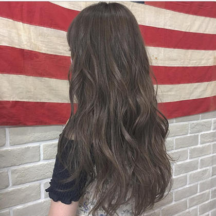 ブリーチ有り✩ナチュラル✩透明感✩ Hair design salon swag  (スワッグ)所属・MIHOのスタイル