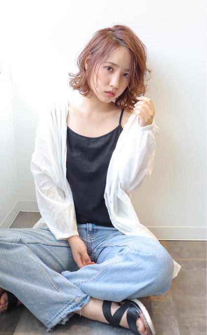 【人気No.2】インナーカラー+オイルinカラー