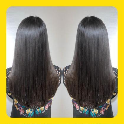 ⭐️4番人気⭐️⭐️イルミナカラー&髪質改善【サイエンスアクア】&oggi otto8stepトリートメント⭐️