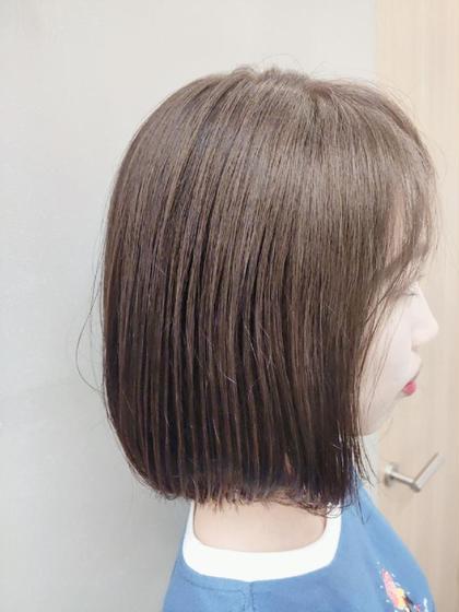 ☀87%が実感‼️白髪でも透明感!天然由来成分【N.カラー】☀+ケアトリートメント