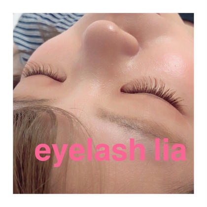 eyelashlia所属のeyelashlia  園田のマツエクデザイン