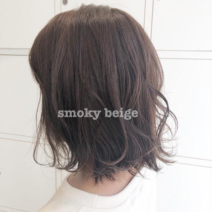 smoky beige💛 FORTE by afloat所属・カラーリスト南 優衣のスタイル