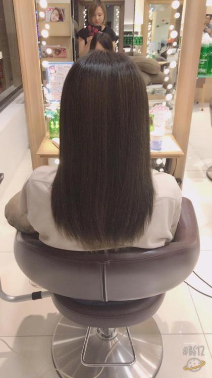 ☺︎色落ちした髪を明るすぎない程よい茶色に  AtoZ所属・根本歩美のスタイル