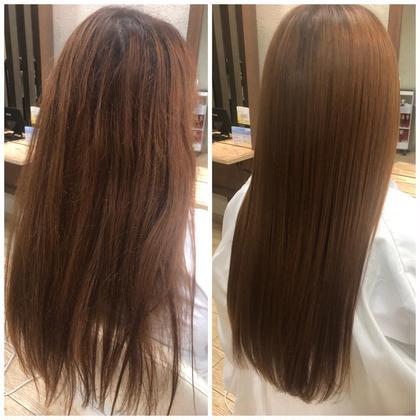 【酸熱ケラチン髪質改善トリートメント】カット+髪質改善ヘアエステ