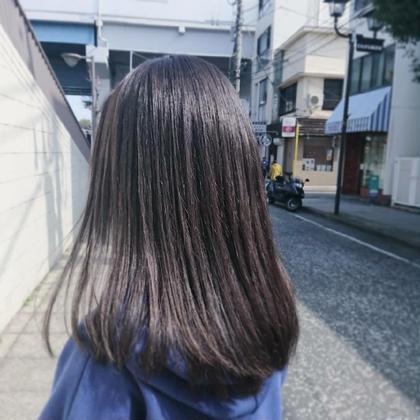 【全員】カット&カラー&ハホニコトリートメントコースメニュー!!