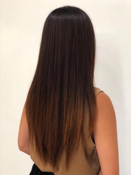 🌟最新メニュー🌟髪質改善酸熱トリートメント