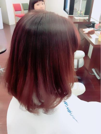 赤髪可愛いです。 PEACE【ピース】所属・カラーNo1🏆山口淳子のスタイル