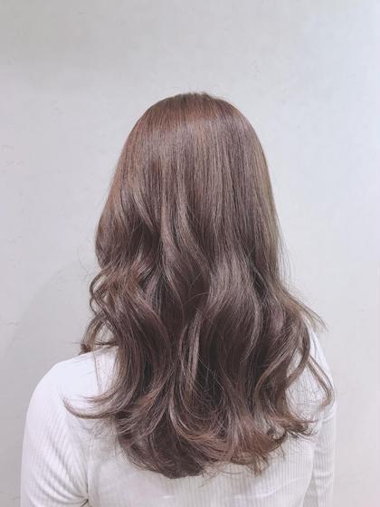 【✨髪質改善✨】カット + カラー + トリートメント