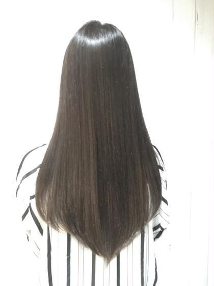 初回限定♥️カット+ダメージレスハホニコ縮毛矯正♥️&うるつやシルクトリートメント