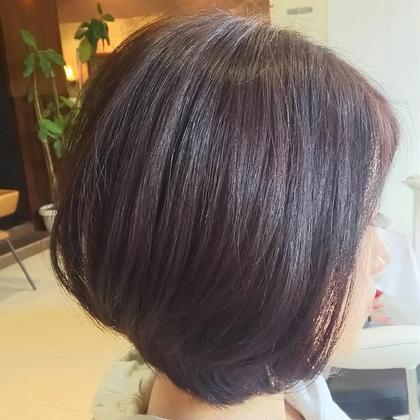 朝楽ヘアー 手ぐしだけで簡単まとまりヘアー ブロッサム熊谷店所属・鈴木じゅんやのスタイル