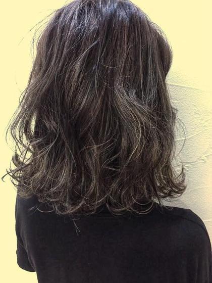 ハイライト✖️ボブディ hairbrand b-arts所属・マネージャー歴12年MARIのスタイル