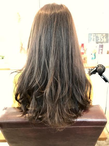 juno hair&eyelash あざみ野所属・沖塩京子のスタイル