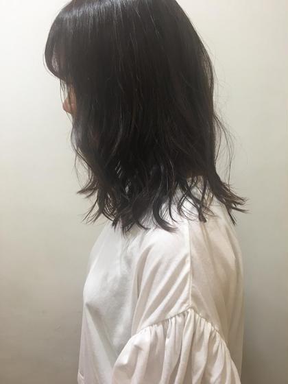 entrir吉祥寺所属・丸山亜加理のスタイル