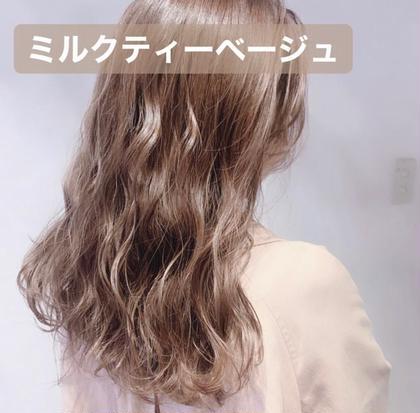 🌱minimo限定🌱11時〜19時限定‼️(アディクシーorエドルカラー)+(美髪3ステップトリートメント)