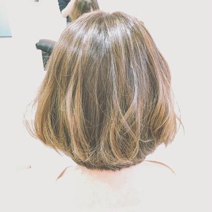ハイライトカラー CACHINA所属・永塚こみちのスタイル
