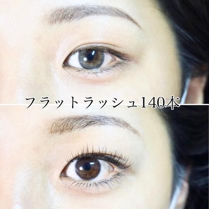 🦋minimo限定🦋(オフ無料)フラットラッシュ140本