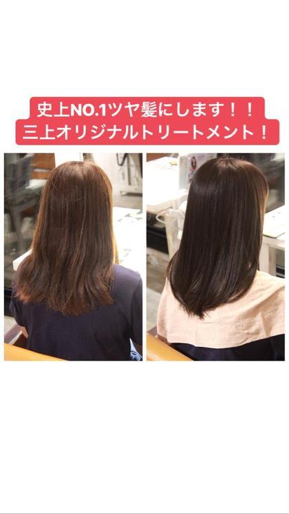 ☆新規、学生縮毛矯正&髪質改善トリートメント12000円☆