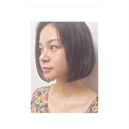 Bauhaus hair所属・手島美波のスタイル
