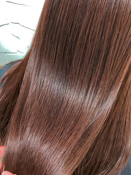 💖髪質改善💖👑TOKIOトリートメント👑超音波アイロン+高濃度ミスト🌈大人気イルミナ/アディクシーカラー🌈