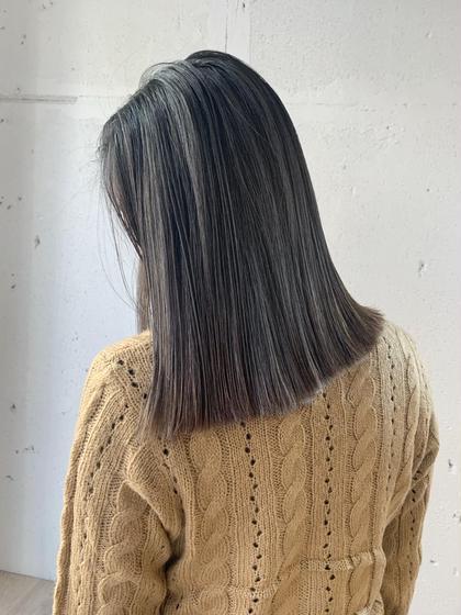 HairWorksHELM所属のDesigner大井渉のヘアカタログ