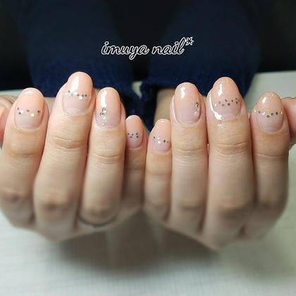 12月定額キャンペーンネイル ネイル&脱毛サロン imuya nail所属・ネイル&脱毛サロンimuya nailのフォト