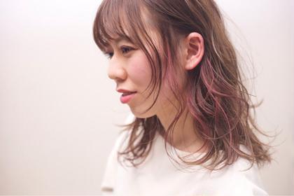 耳周りのアクセサリーカラーで一つ上のセンスへ ZEEN札幌店所属・北河潤のスタイル