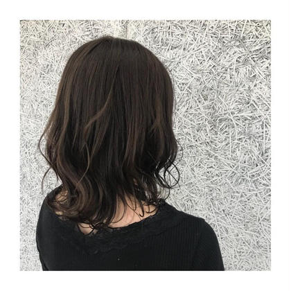 カノエ 松江学園店所属・藤平一恵のスタイル