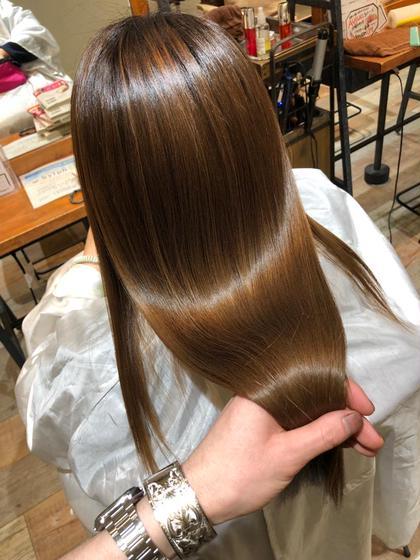 【話題沸騰!髪質改善!】美髪チャージ!艶髪サイエンスアクア                      (フルコース施術)