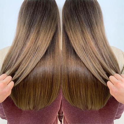 ✨大人気✨ケアブリーチ+美髪髪質改善トリートメント
